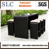 Mobilia esterna stabilita della barra della barra di vimini impostata (SC-A7334)