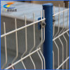 (Usine) de la sécurité Anping Wire Mesh de clôtures de jardin avec Round Post