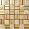 Mosaïque en verre d'or d'art (VMW3643)