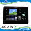 Считыватель отпечатков пальцев время Attendnce система с TCP/IP и интерфейс USB