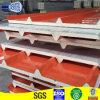 Pannello a sandwich dell'unità di elaborazione della gomma piuma di poliuretano per il tetto