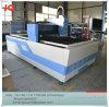Machine de découpage personnalisée par usine de laser de fibre d'acier du carbone de haute précision