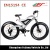 EUの市場のための脂肪質のタイヤが付いている普及したEバイク