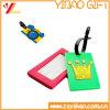 Form-passen Plastikgepäck-Marke mit Firmenzeichen an (YB-t-001)