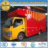 5 de Praktische Wielen van de Vrachtwagen van de Mobiele Opslag van T Jbc op het Voertuig van de Hotdog van de Maaltijd