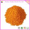Granules oranges de Masterbatch pour les granules en plastique de matière première