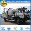 4 판매를 위한 M3 구체 믹서 트럭 4X2 시멘트 믹서 트럭