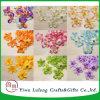 Mucho Cartland Thai Orchid flores de seda artificial jefes mucho comercio al por mayor