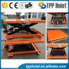 manuelle mobile Laufkatze-hydraulische Mini der Hand300kg Scissor Preis des Aufzug-Tisch-Pts300A
