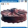 Fam10147re1ミネラル砂のスラリーポンプは鋳造のインペラーを分ける