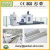 5 оси ЧПУ фрезерного и сверлильного станка для алюминиевого профиля