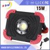 Luz de Trabalho recarregável LED, LED portátil de Luzes de Trabalho