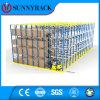 CE Aprovado Steel Drive-in Storage Pallet Rack