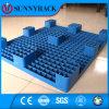 HDPE blaue Farben-Feuergebührenwegwerfplastikladeplatte