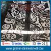 8kミラーのステンレス鋼の金属板