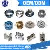 CNC 3/4/5-Axis, der für Aluminiumteile mit Messing, Kupfer, POM, PA6 maschinell bearbeitet