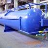 Vulcanisateur en caoutchouc approuvé d'ASME avec le chauffage de vapeur direct (SN-LHG2050D)