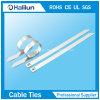 201 Selbstverschluss-Edelstahl-Kabelbinder für allgemeine Anwendung