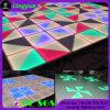 432PCS RGB LEDの段階のダンスのフロアーリング