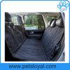 Asiento de coche impermeable del perro de la cubierta del animal doméstico de 600d Oxford
