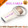 Передвижной диск мобильного телефона USB3.0 для изготовленный на заказ подарков (YT-3288-03)