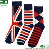 3 Paar-neue Art-Mann-Kleid-Socken