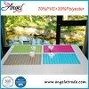 De nieuwe van het Ontwerp Mat van de Eettafel van de Mat van de pvc- Koffietafel Met de hand gemaakte