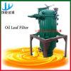Tipo filtro de la placa de la hoja de la presión del aceite vegetal