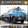 Bras droit Camion grue Sq10SK3q adapté pour camion lourds avec 10tonne de capacité de levage