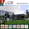 restauration de concert de bâti d'aluminium de 20X50m dinant la tente avec des flancs de PVC
