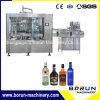 Máquina de engarrafamento de enchimento da bebida Carbonated automática de Champagne