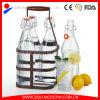 Bevanda bottiglia di vetro del latte dell'acqua della spremuta del vino da 1 litro 1000ml