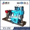 Electric/diesel et de l'eau Forage Rig XY-150 de la machine