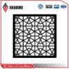 Compuesto de aluminio tallado pantalla de Ideabond