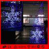 Im Freien Pole eingehangenes LED Straßenlaternedes Weihnachtsseil-Motiv-