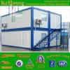 Alloggiamento poco costoso/portatile prefabbricato/modulare del contenitore di disegno