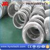 SAE 100R14 tressé en acier inoxydable flexible PTFE