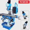 Máquina de trituração vertical da venda por atacado do fabricante de Zx6350za China