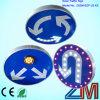 La circulation routière Signes / Indication Connexion / Attention Plate / chaussées Produits de sécurité