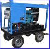 청소 기계 물은 디젤 엔진 고압 세탁기를 주사한다