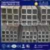 Tubo d'acciaio rettangolare quadrato A36 Ss400 St37