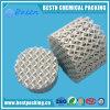 Emballage structuré en céramique pour applications de transfert de chaleur et de masse