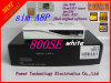 Ursprünglicher weißer gesetzter Spitzenkasten des SIM A8p Bcm4505 Tunerrev-D6 Version Miniflashup Dream 800se HD Dm800se
