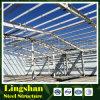 Prefabricada de estructura de acero Garaje con ISO Certifictaion (LS-S-091)