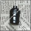 De Zwarte Lamp Sockek van het aluminium met Redelijke Prijs (szt-005)