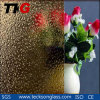 3-8mm Bronze Diamond Patterned Glass