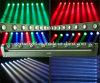 8PCS 10W RGBW 4 dans 1 lumière principale mobile de DEL