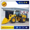 Lader van het Wiel 5000kg van de Kat van China de Fabriek Geproduceerde (650B)