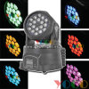 диско Stage Light Wash 18*3W RGB 3in1 СИД Moving Head