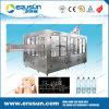Corbonated automática Máquina de embotellamiento de agua